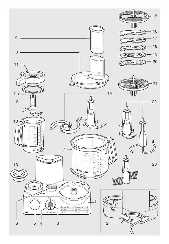 электрическая схема кухонного комбайна bosch