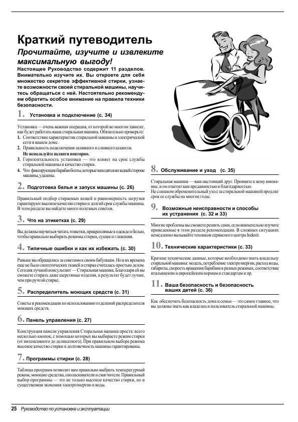Indesit W84tx Инструкция По Эксплуатации
