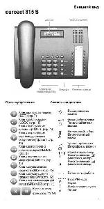 Siemens euroset 815 s mobile phone download manual for free now.
