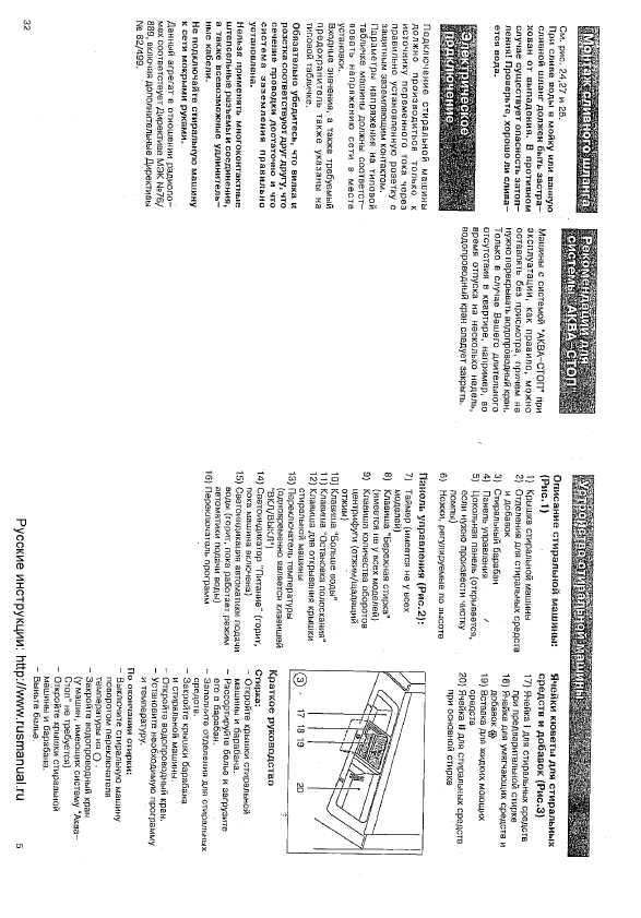 Siemens Siwamat Xs 1063 Инструкция