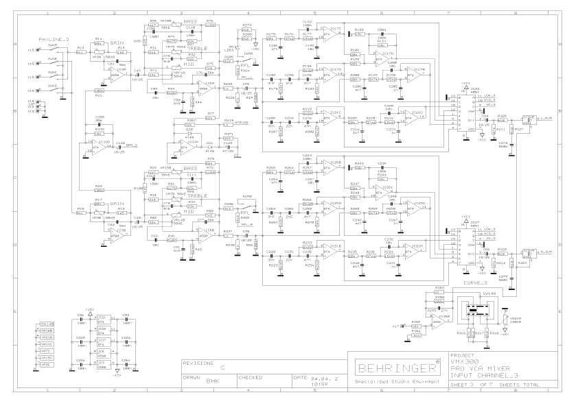 Behringer vmx 300 manual.