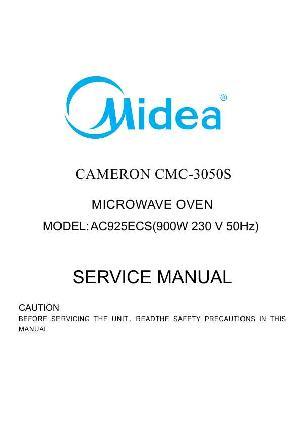 Cameron cmg 2523s инструкция