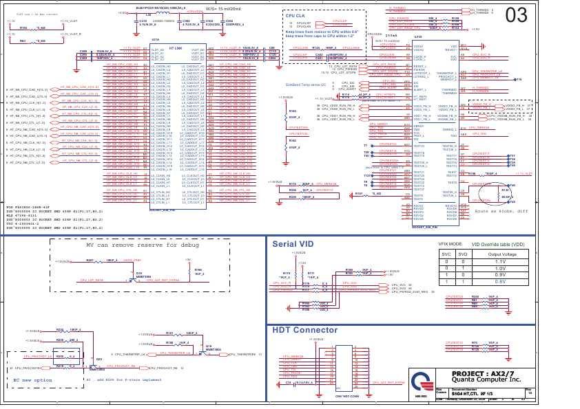 Схема HP G42 G56 G62