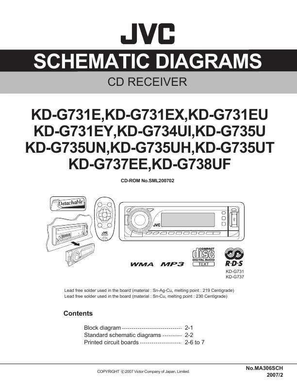 Jvc kd g737 инструкция на русском