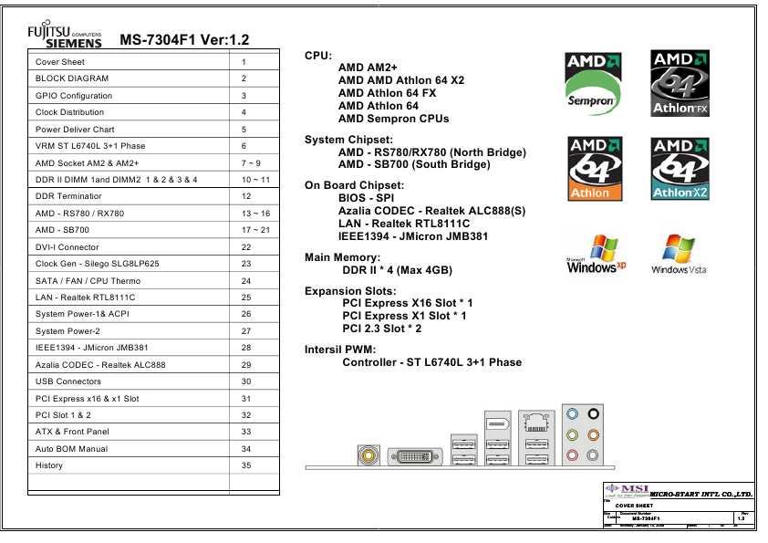 Msi Ms-6585F1 Manual - uploadm on