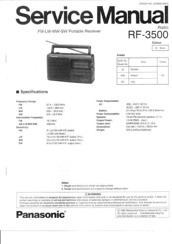 панасоник м3500 инструкция - фото 7