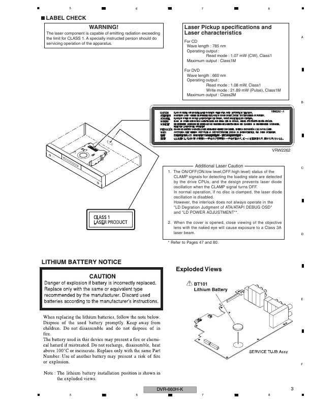Dvr-660h-k Manual