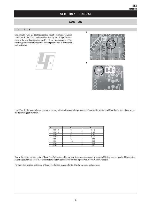 Sony Kdl-26u3000 инструкция - фото 7