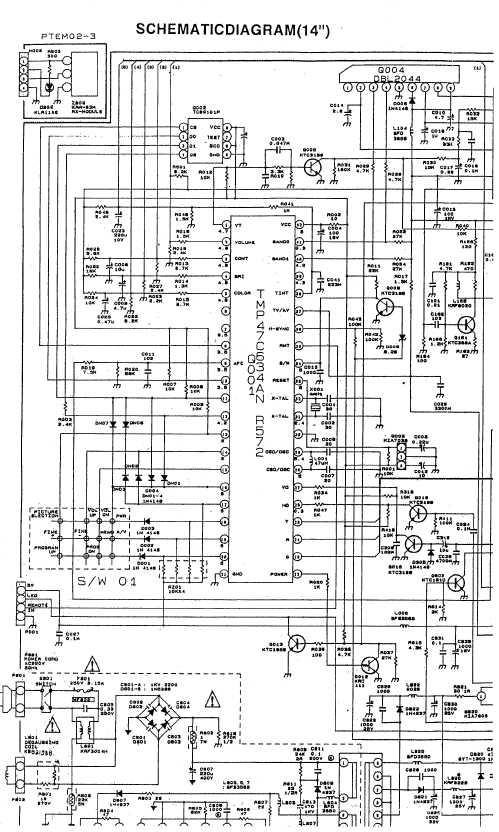 инструкция SUPRA STV-1412,