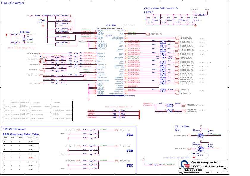 Схема Toshiba Satellite A300